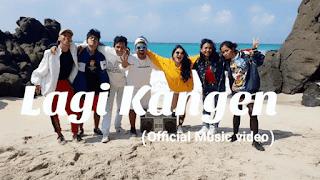 Lirik Lagu Lagi Kangen - Gita Youbi ft Bule