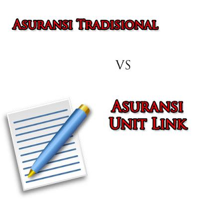 Asuransi Tradisional VS Unit Link