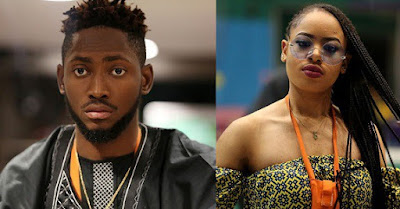 #BBNaija: Miracle finally speaks on his relationship with Nina