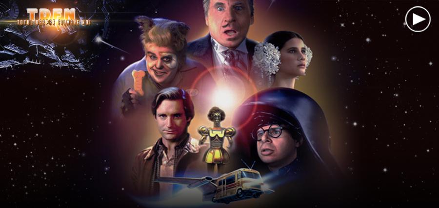 Mel Brooks, ne tachinează cu ideea unei continuări pentru parodia Spaceballs