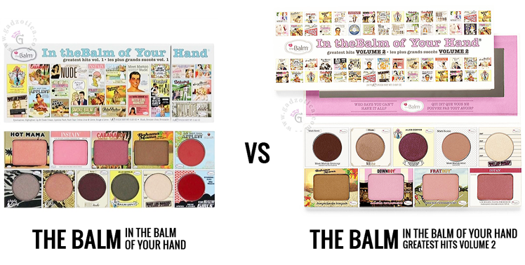 The Balm In The Balm Of Your Hand