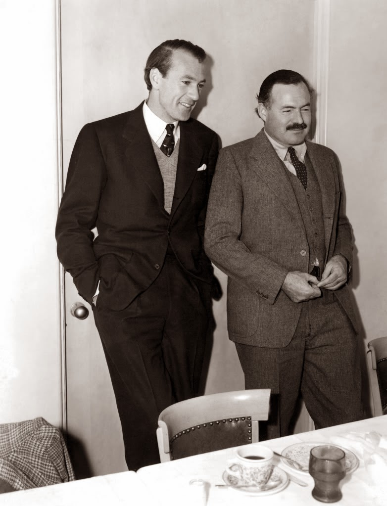 Richard Zampella Cooper and Hemingway