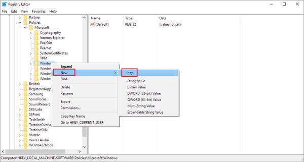 Cara Mematikan Auto Update Sistem di Windows 10 - WandiWeb.com