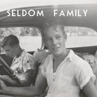 Self Titled Album by Seldom Family Is Dreamy, Cool, Deeply Earnest and Oh So Moody - A MUST HEAR