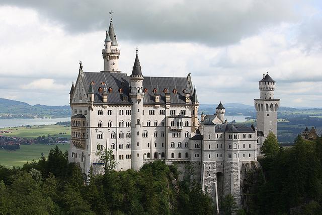Khám phá lâu đài Neuschwanstein