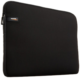 AmazonBasics Laptop Sleeve for 13.3-Inch Laptop / MacBook Air / MacBook Pro / MacBook Pro Retina Display Black @ Amazon UK
