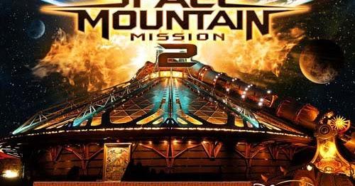 Space Mountain: Mission 2, Discoveryland, Disneyland Paris ...