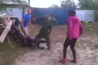 Pelea Rusa
