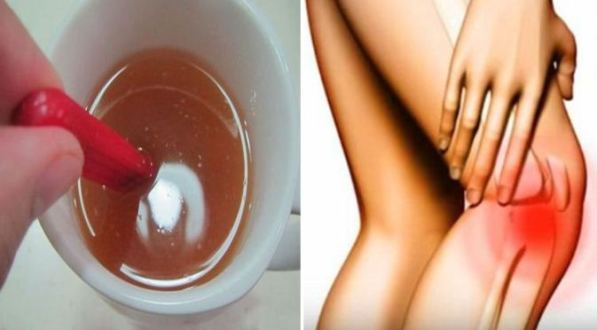 Natural Homemade Remedy Against Painful Joints: Helps Immediately After Its First Application!