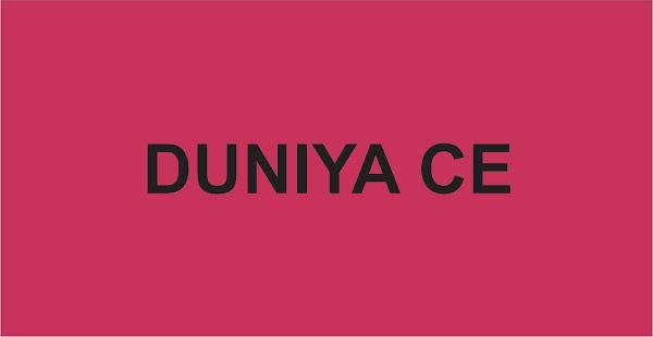 DUNIYA CE COMPLETE