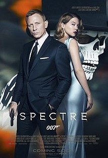 Spectre 2015 Hindi Dual Audio DVDScr 1GB