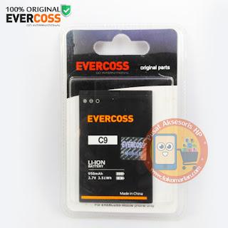 Jual Baterai Evercoss C9 Original 100%