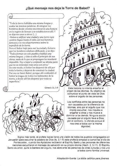 PARA COLOREAR: Versículos de la Biblia para colorear