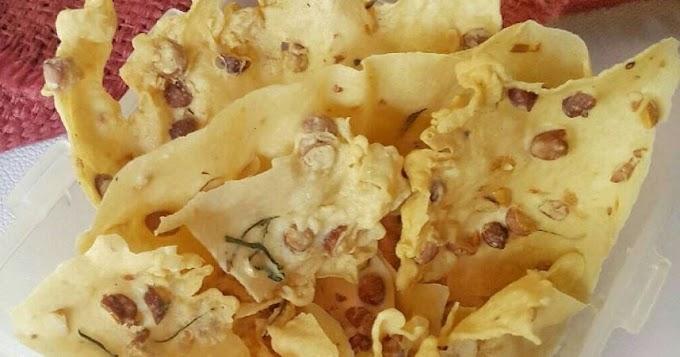 Resep Rahasia Peyek Kacang Crispy dan Empuk