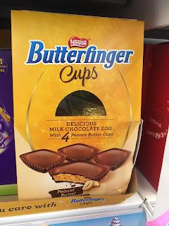 Nestle Butterfinger Cups Easter Egg