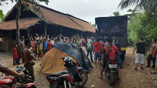 Polisi Gerebek Lokasi Judi Sabung Ayam