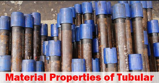 STEEL MATERIAL PROPERTIES OF TUBULAR