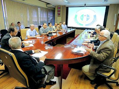 Details of Historic Meeting Between UFO Researchers (CBU) & Brazilian Armed Forces Revealed