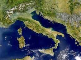 Cartina Geografica Satellitare.Impariamo Insieme Cos E Una Carta Geografica