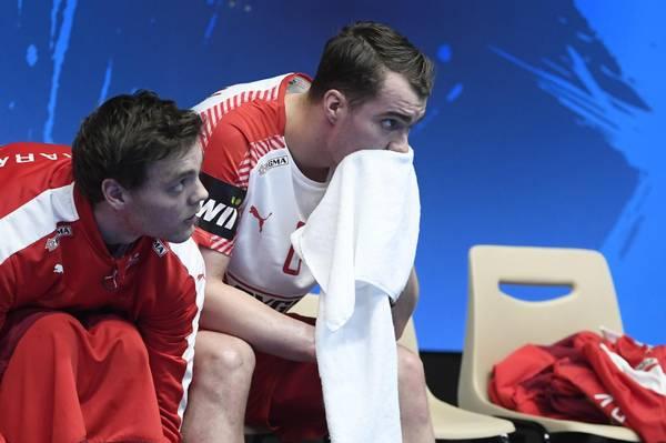Dinamarca eliminado en octavos de final de Francia 2017