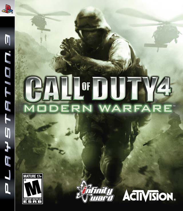 Call of Duty 4 - Modern Warfare (free version) download for PC