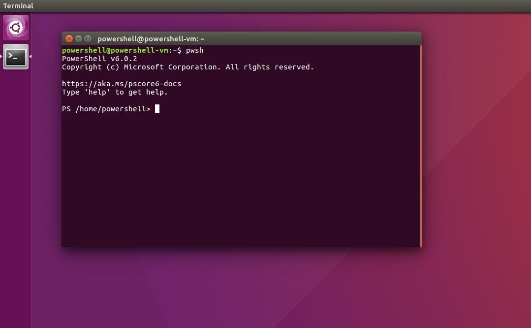Microsoft rilascia PowerShell Core sull'Ubuntu Snap Store
