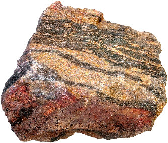 spark and all metamorphic rocks