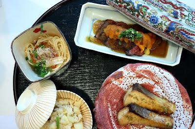 EXPERIENCING JAPANESE CUISINE THROUGH JAPANESE CULTURE