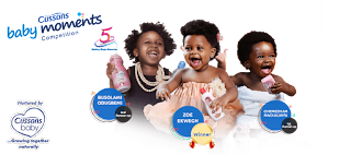 Cusson Baby Moment Competition Baby of the Year Winners - 2018 | [CBM5]