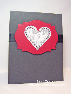 Lots of Love-designed by Lori Tecler-Inking Aloud-stamps from Papertrey Ink