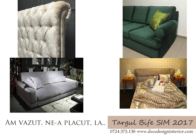 mobilier masiv, canapele, pat tapitat