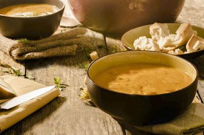 Brennsuppe, bro brusà, minestra brustolìn