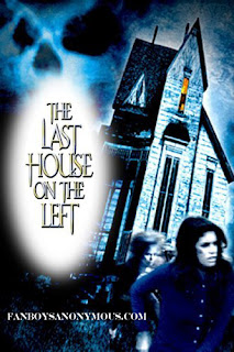 horror film Last House on the Left poster wallpaper