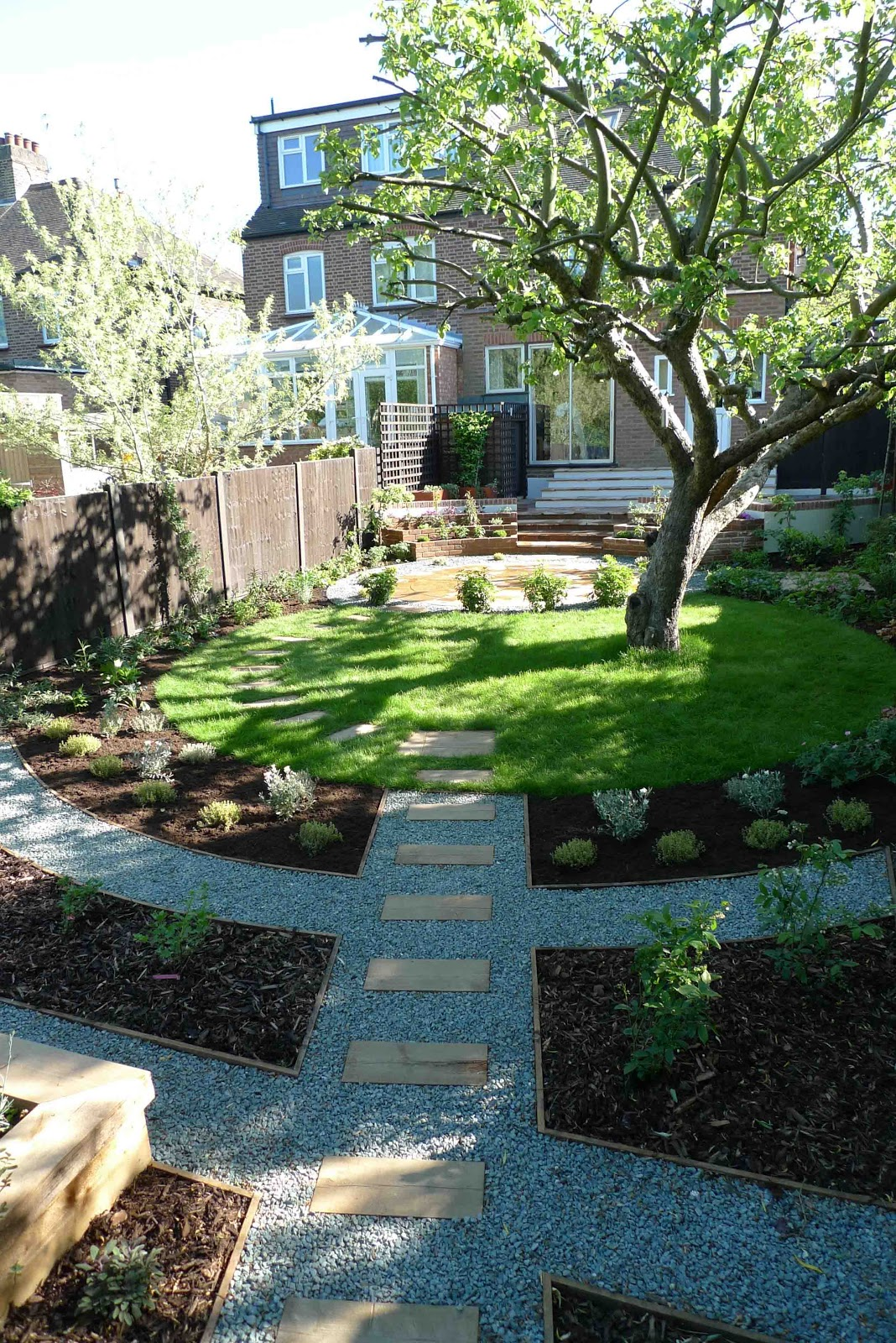 Best Modern Garden Design by Amir Schlezinger