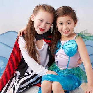 Crystal Anne Martin and Jocelyn Ho modeling for Zulily