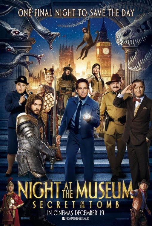 Night at the Museum 3 Secret of the Tomb Movie – New ...