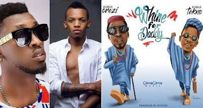 New Music: Orezi x Tekno – Whine For Daddy
