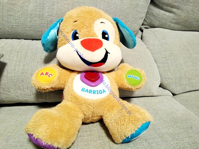 PERRITO APRENDIZAJE, FISHER PRICE