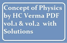 Concepts Of Physics Hc Verma Vol 1 Solutions Pdf
