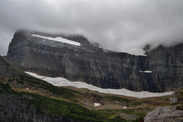 Льодовик Гріннелл. Національний Парк Глейшир, Монтана (Glacier National Park, MT)