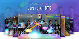 SuperStar BTS Apk Mod v1.0.5 New Song Update