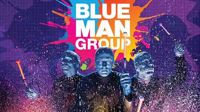 Blue Man Group Live in Manila!