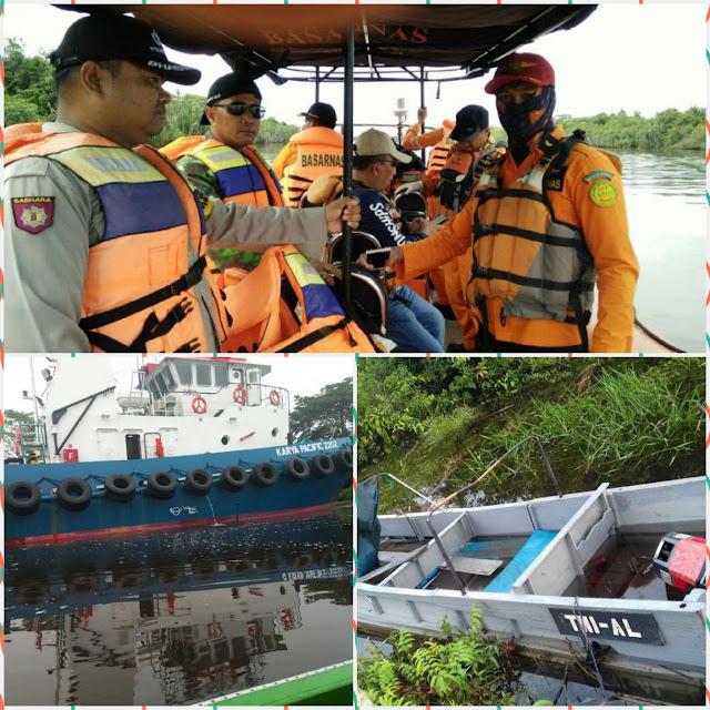 Kabag OPS: Insiden Tabrakan Kapal, Kami Sudah Evakuasi dan Lakukan Pencarian
