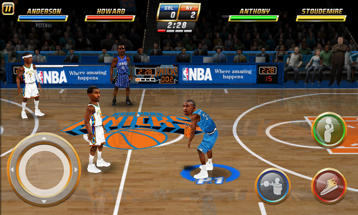 Xperia Game Arena Arc S Pro Nba Jam Hd No Root Offline