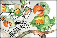 domino-abstrakti