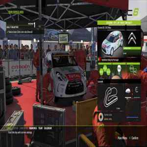 WRC 6 FIA World Rally Championship game download highly compressed via torrent
