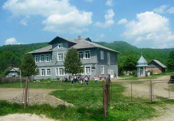 Казаковка. Школа