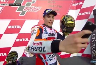 Hasil Lengkap Race MotoGP Motegi, Jepang 2016