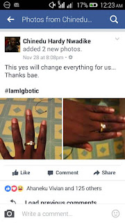 Is Chinedu Hardy Nwadike Truely Engaged Or One Of His Social Media Dramas? 2