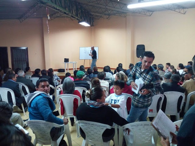 Dirección de Participación Comunitaria de Facatativá inicia proceso de formación a JAC